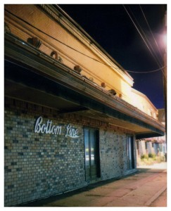 Bottom Line Lounge on N. Claiborne Ave.