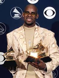 R Kelly-Grammys